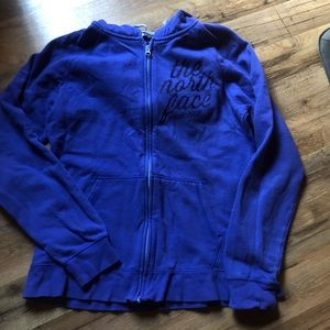 North Face Full Zip